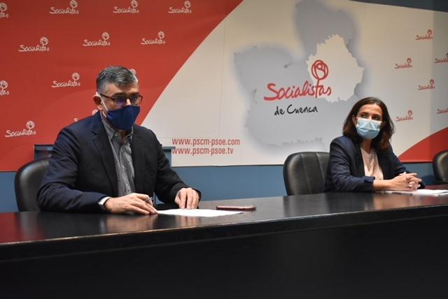 El PSOE de Cuenca resalta las propuestas de Garc�a-Page en turismo, infraestructuras y generaci�n de empleo en el Debate del Estado de la Regi�n