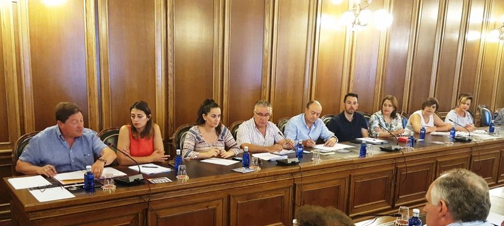 Prieto se opone a convocar ayudas espec�ficas de emergencia por el pedrisco de este mes