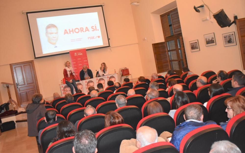 El PSOE recuerda que el voto