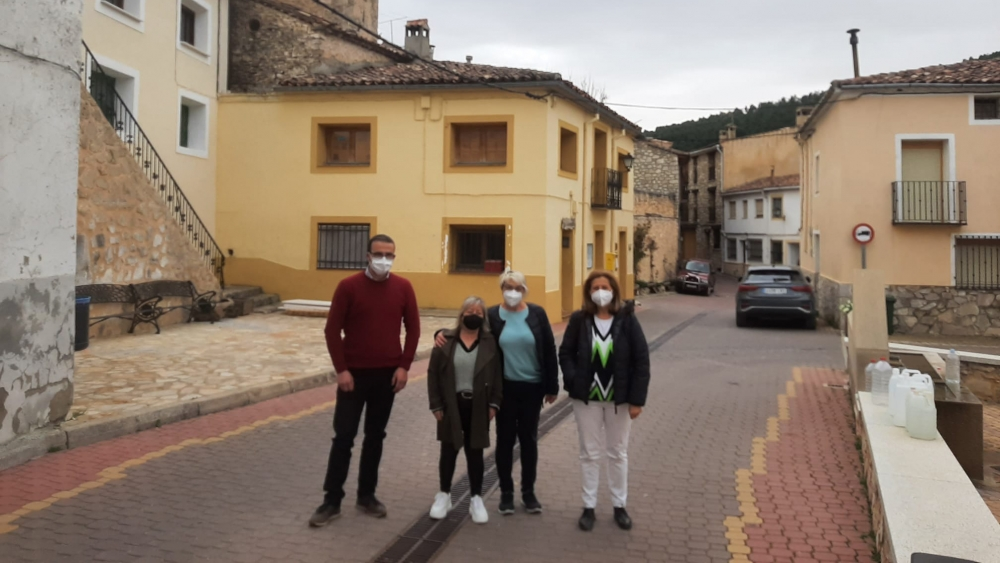 Torralba informa a los alcaldes de la Sierra de la llegada de los primeros fondos del Plan de Recuperaci�n dotados con 581 millones de euros