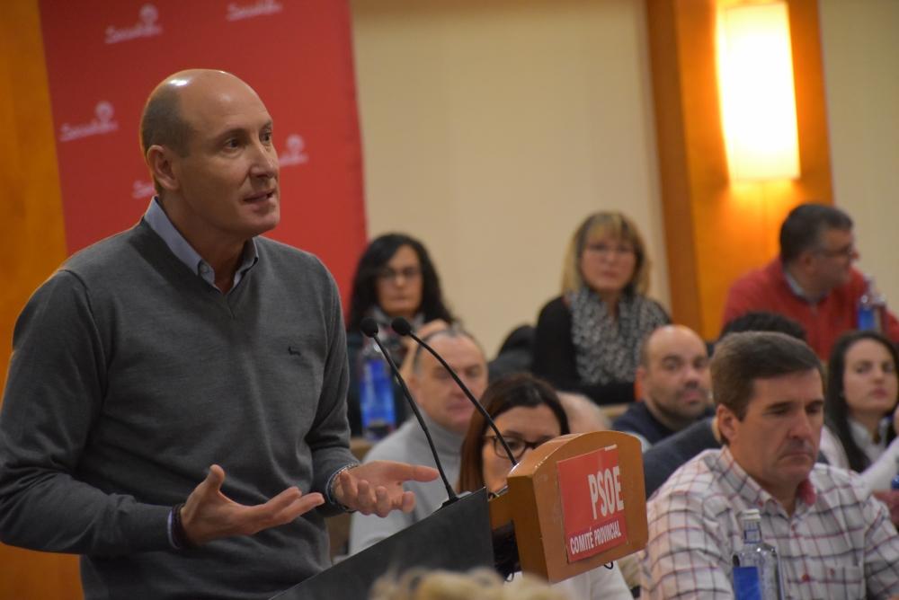Sahuquillo advierte que la alternativa al PSOE en CLM