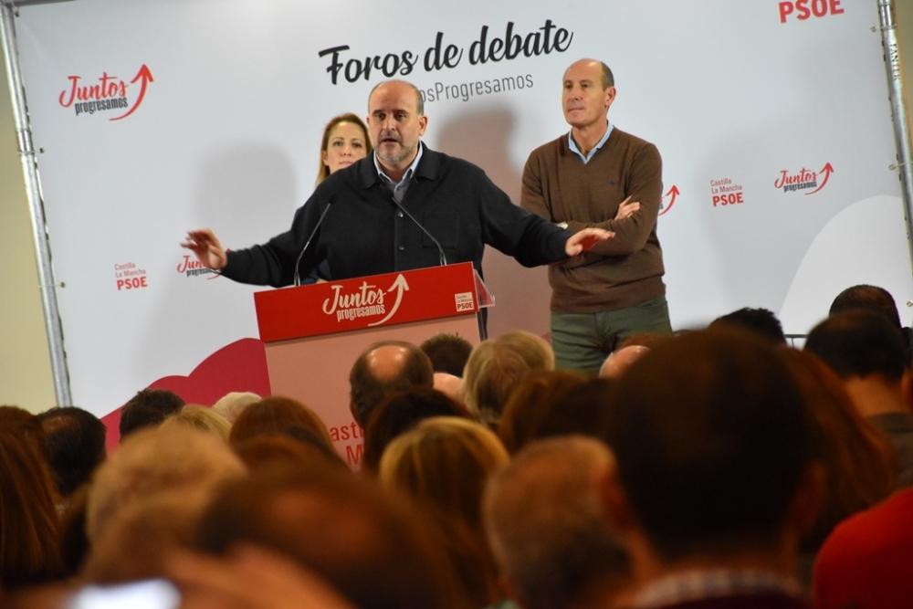 El PSOE se marca como reto fundamental