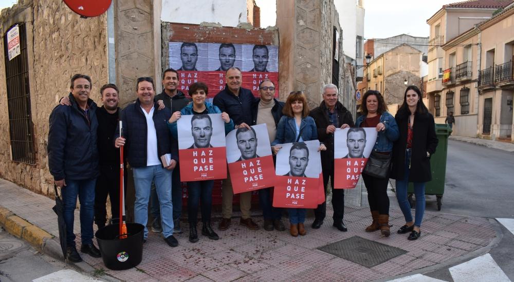 L�pez Carrizo anima a ejercer el derecho al voto para mantener el
