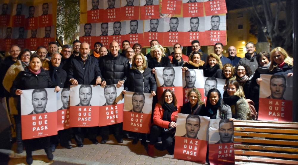 Sahuquillo hace un llamamiento a los progresistas de Cuenca para