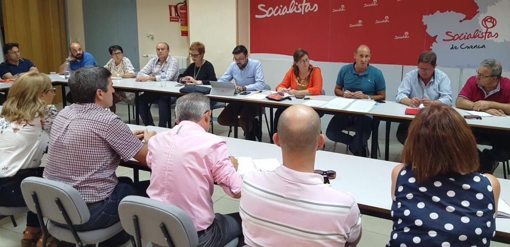 El PSOE de la provincia de Cuenca est� elaborando ya sus candidaturas municipales