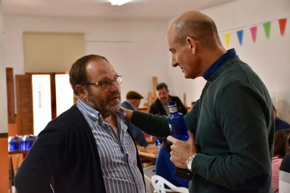 El PSOE de Cuenca demuestra su compromiso con la Serran�a garantizando servicios como educaci�n o bomberos