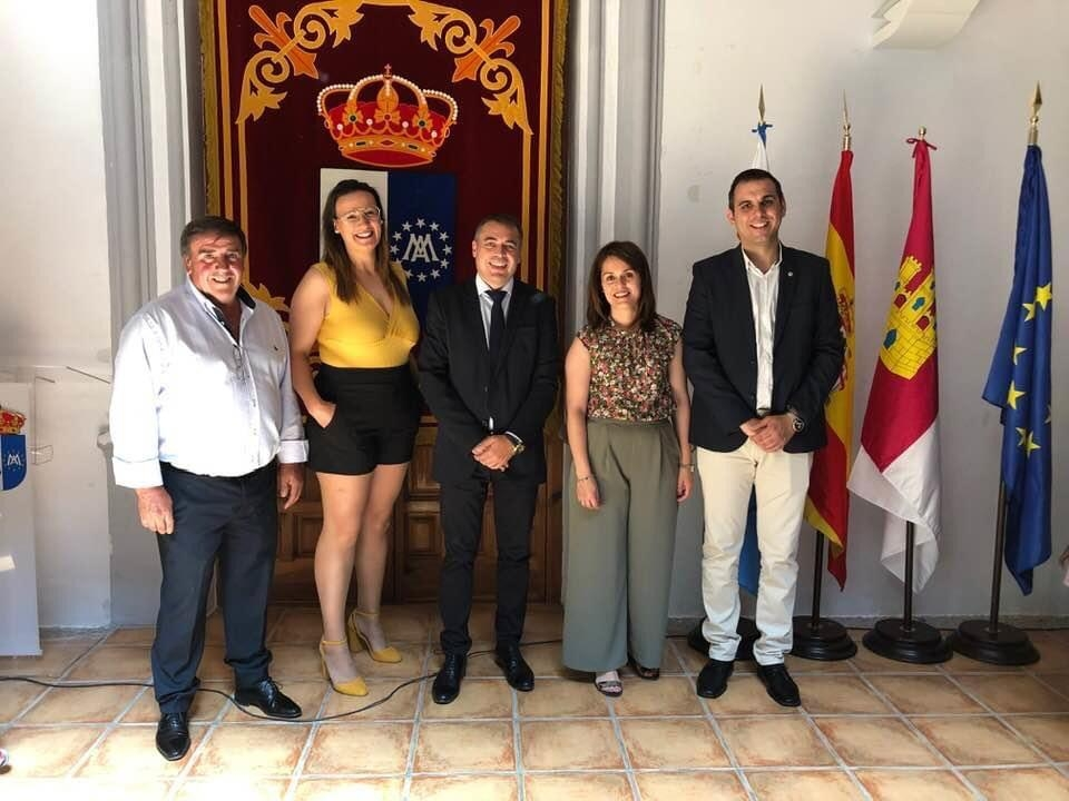 El PSOE de Horcajo de Santiago agradece a las instituciones los m�s de 9.100 elementos de protecci�n enviados al municipio