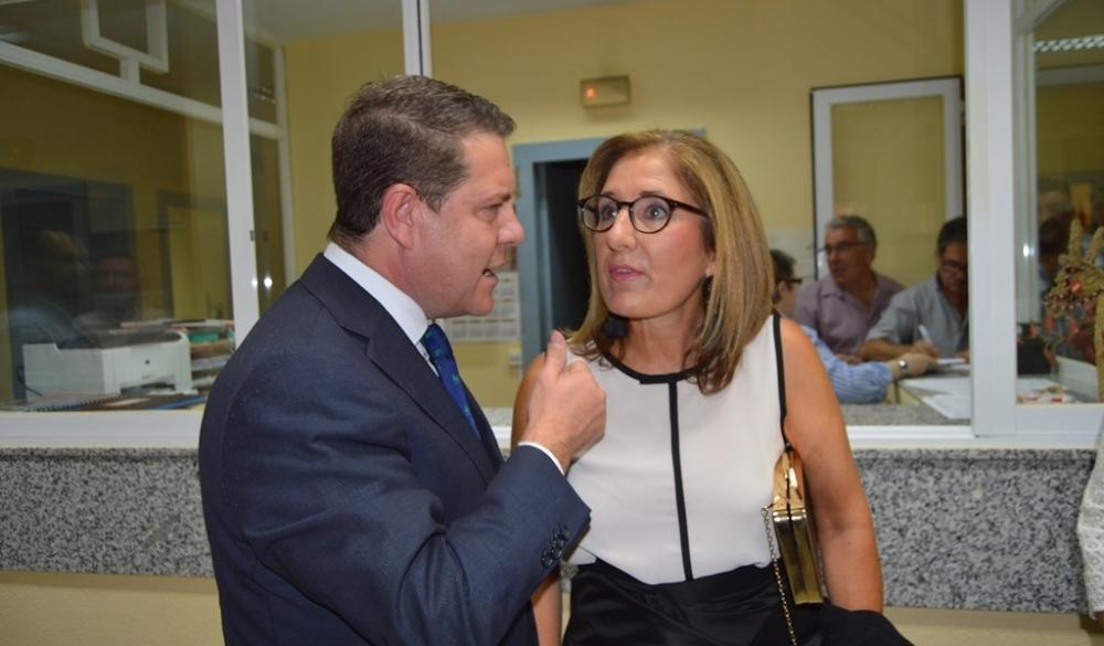 Garc�a-Page condena los insultos del portavoz del PP a G�mez del Moral y le traslada el apoyo de todo el partido