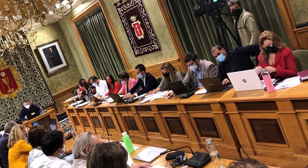 El Grupo Socialista lamenta que San Mateo no vaya a ser festivo en 2022 por la oposici�n de Cuenca nos Une, PP y Ciudadanos