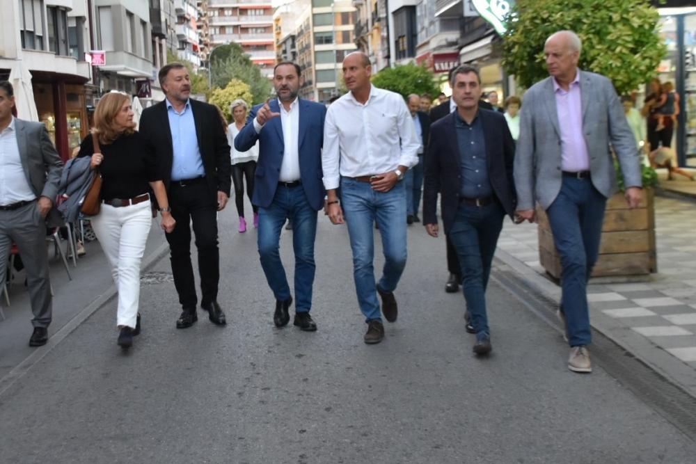 �balos se compromete a trabajar en mejorar precios para la conexi�n del AVE Cuenca-Valencia