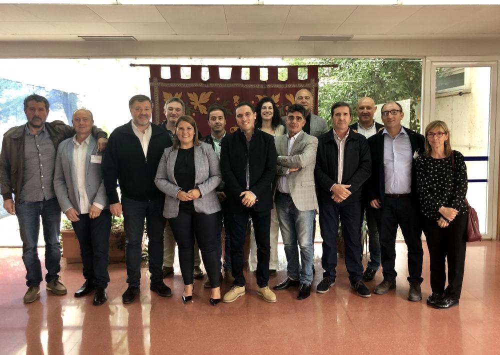 Casas de Haro, Saelices y Mariana formar�n parte del Comit� Ejecutivo y el Consejo Regional de la FEMP-CLM
