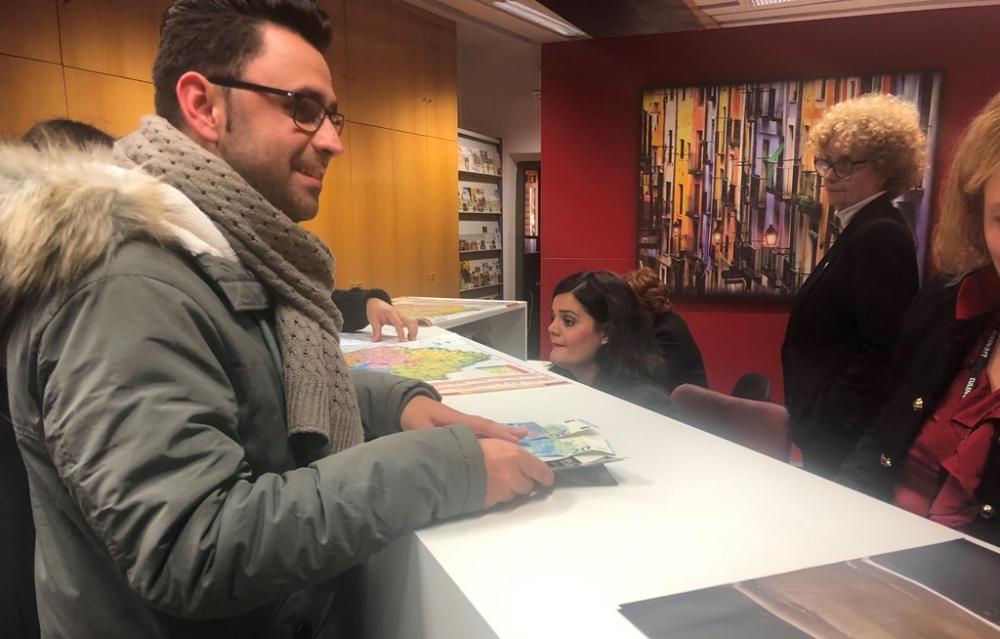 JSPCU aplaude que el Gobierno regional vuelva a situar a Cuenca en el epicentro del panorama cultural con la exposici�n 'V�a M�stica'