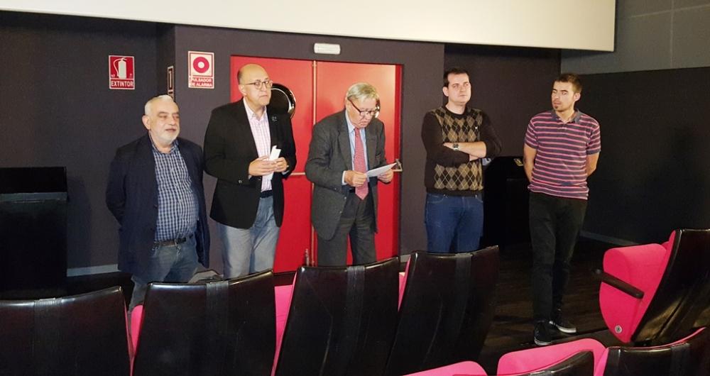La Agrupaci�n Local del PSOE de Cuenca proyecta el documental sobre Rodolfo Llopis, una