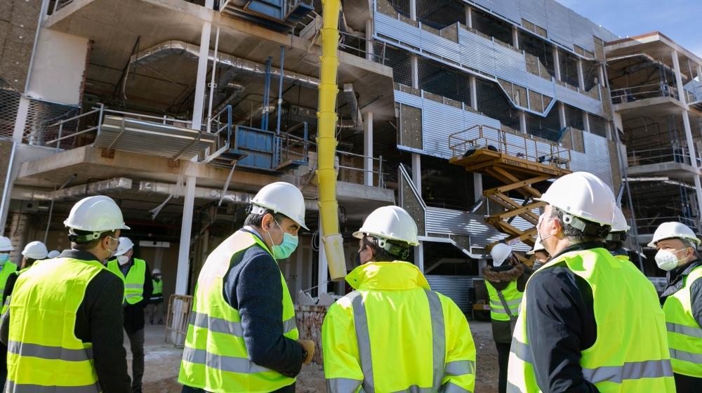 Torralba lamenta que al PP le moleste que se construya un nuevo hospital en Cuenca