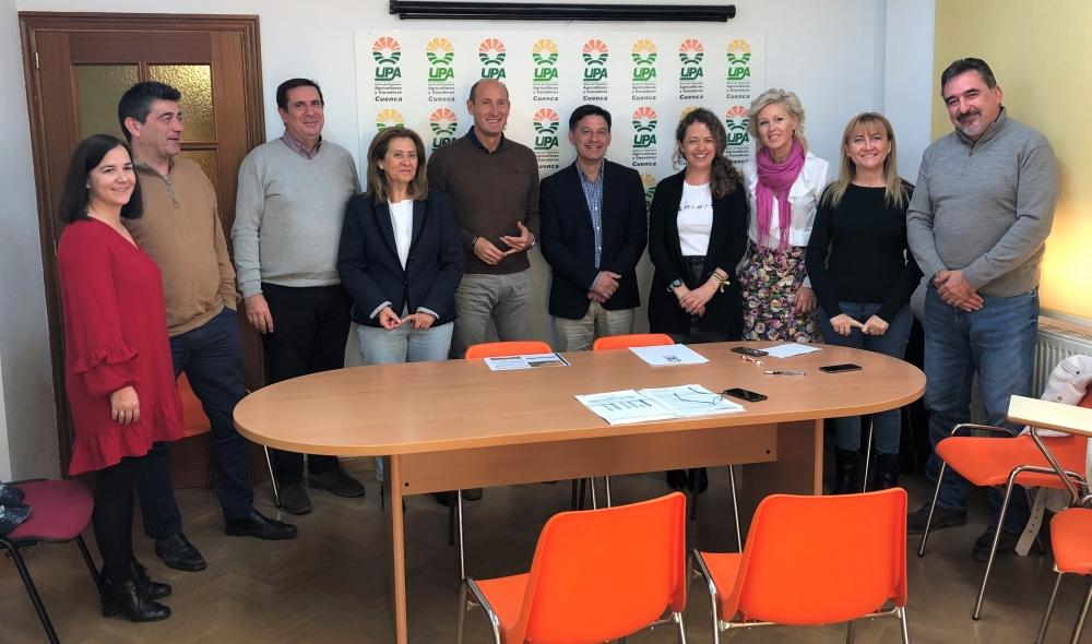 El PSOE defiende la importancia de la gesti�n del agua como recurso fundamental para el sector agrario