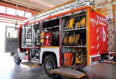 El PSOE pide explicaciones por el impago de facturas del parque de bomberos de Tarancón