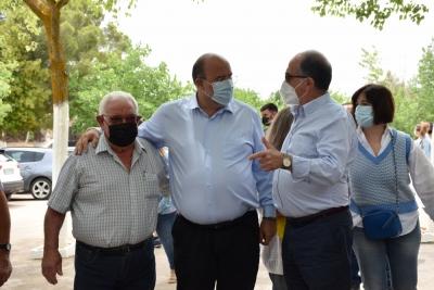 Martínez Guijarro destaca que Castilla-La Mancha está entre las tres CCAA donde hay más trabajadores que antes de la pandemia