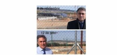 El PSOE insta a Tortosa a visitar las obras del nuevo hospital junto al alcalde de Cuenca para comprobar cómo avanzan