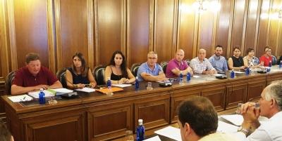 El PSOE pregunta cuál será el coste total del retén de bomberos y si supondrá una merma de efectivos en los actuales parques