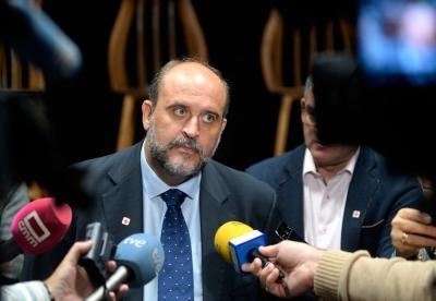 Martínez Guijarro insta al Ayuntamiento a poner a disposición de la Junta los terrenos necesarios para conectar la Ronda Oeste con el nuevo hospital de Cuenca