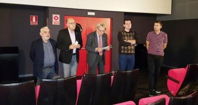 La Agrupación Local del PSOE de Cuenca proyecta el documental sobre Rodolfo Llopis, una figura fundamental del siglo XX