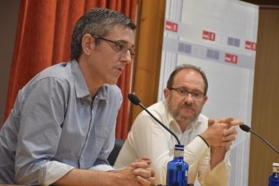 Madina analiza el final de ETA y el papel del PSE-PSOE en el mismo