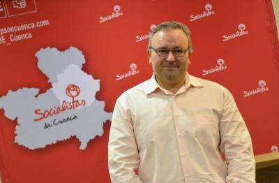 Martín Cebrián es elegido candidato del PSOE a la Alcaldía de Quintanar del Rey por aclamación