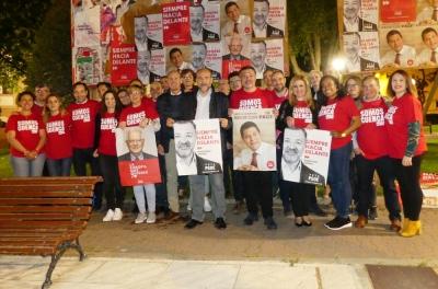 El PSOE apuesta por el tándem Emiliano García-Page y Darío Dolz para darle a Cuenca el impulso que necesita