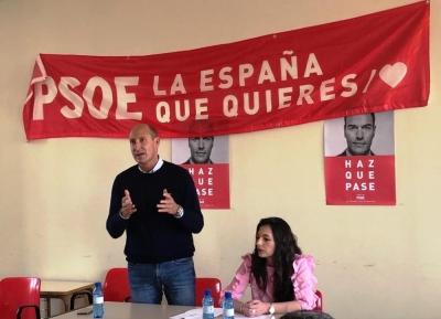 Sahuquillo pide a los jóvenes que se movilicen para