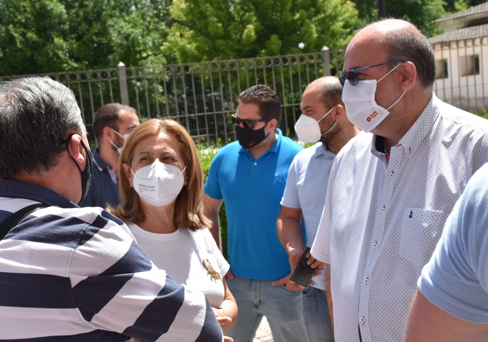 Mart�nez Guijarro asegura que la crisis sanitaria ha vuelto a poner de manifiesto que