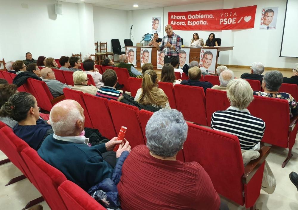 El PSOE apela a la sinton�a entre todas las administraciones para sacar adelante proyectos para la provincia de Cuenca