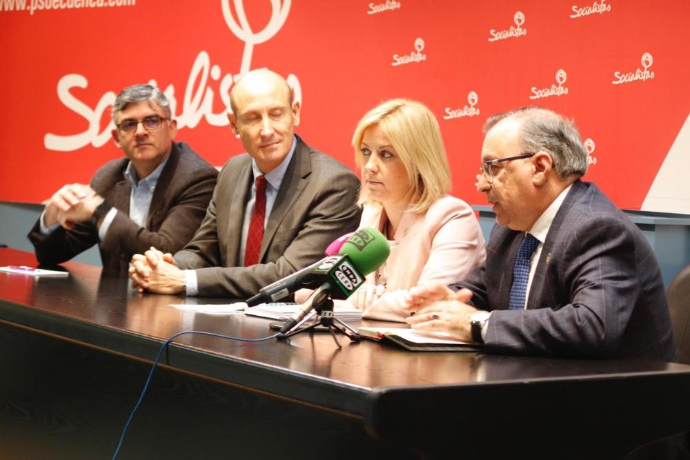El PSOE de CLM destaca el crecimiento de un 30% del presupuesto de la Junta para la provincia de Cuenca