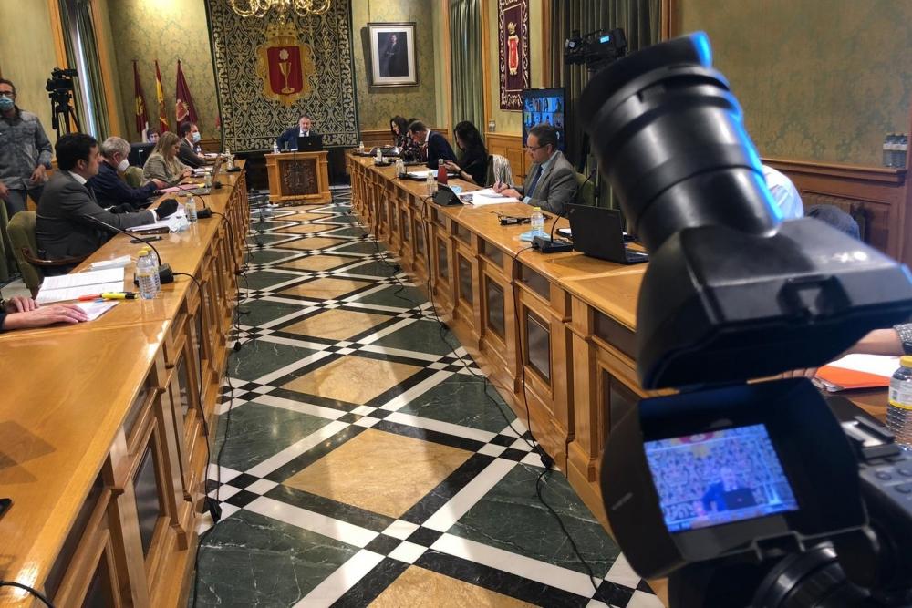 PP y Ciudadanos rechazan una moci�n conjunta para elaborar un plan de reactivaci�n de Cuenca