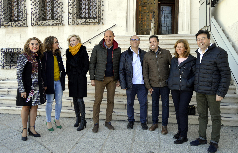 El PSOE de Cuenca cree que el 28 de abril ser� la fuerza m�s votada en la provincia